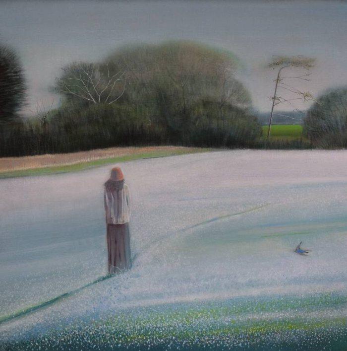 Отражение восприятия и памяти. Thomas Lamb