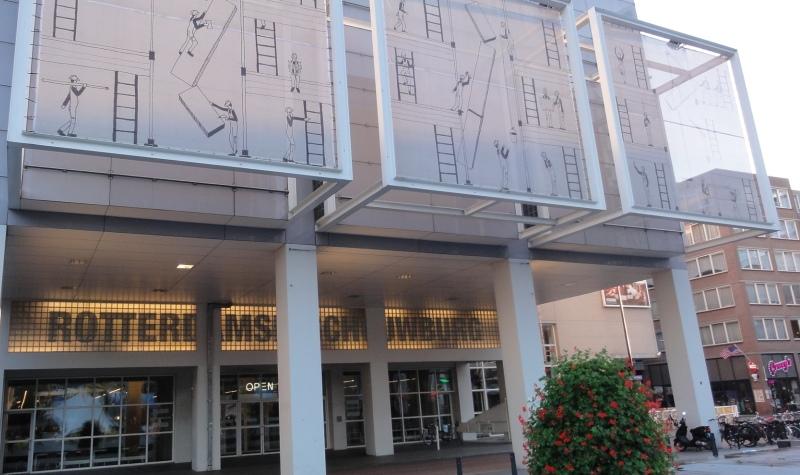 Rotterdamse Schouwburg theatre
