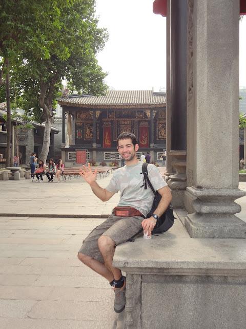Teatro del templo de los ancestros de Foshan