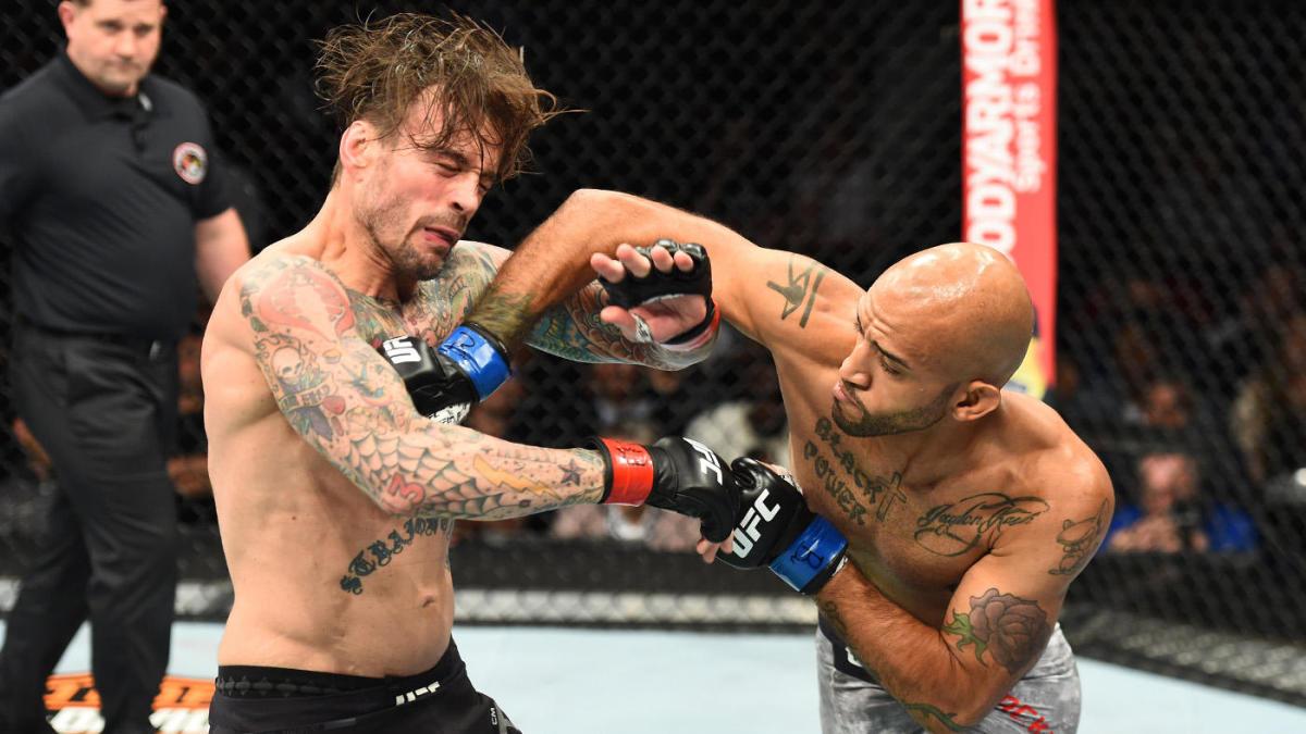 Derrota de CM Punk no UFC 225 é anulada