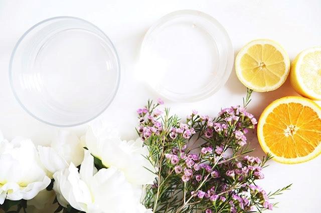 limon kokulu vazolar