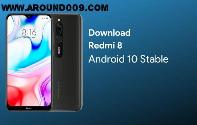 تثبيت تحديث اندرويد 10 لهاتف Xiaomi Redmi 8 : ريدمي 8 مع MIUI 11 [ شرح التثبيت - رابط مباشر ]