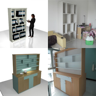 Desain Dan Produksi Furniture Rak Arsip Kantor + Furniture Semarang