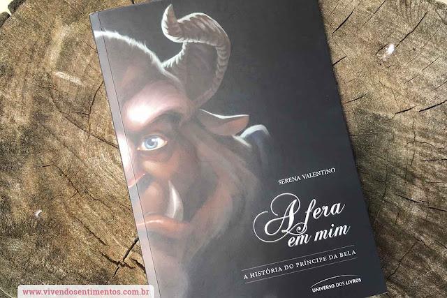 A Fera em Mim, Editora Universo dos Livros