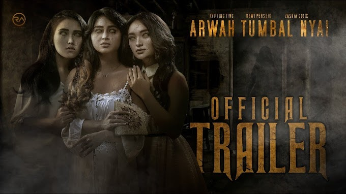 Review Film Arwah Tumbal Nyai Part Nyai