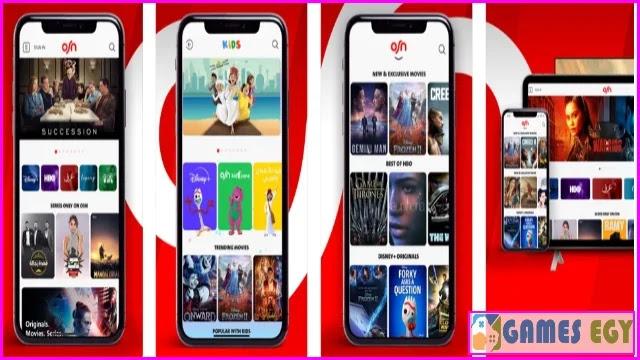 تطبيق wavo لمشاهدة مسلسلات رمضان