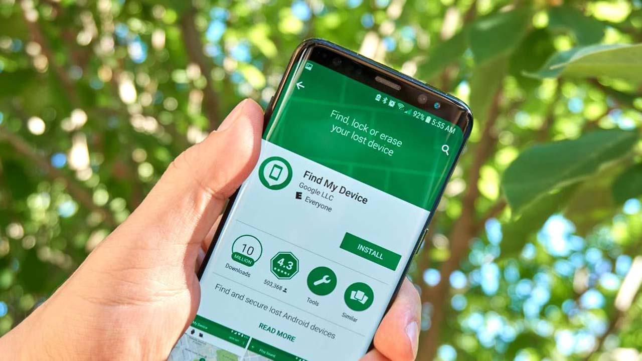 Cara Mencari Ponsel Hilang Dengan Find My Devices