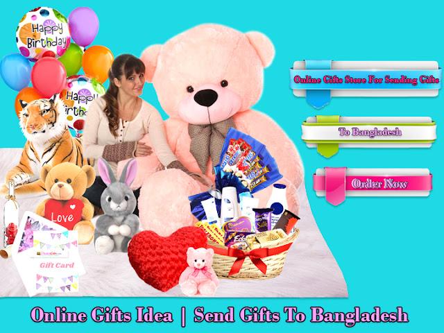 send gifts To Dhaka, Bangladesh
