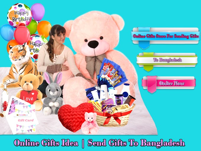 Online Gifts Idea | Send Gifts To Bangladesh