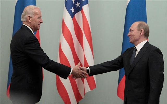 Putin Is A Killer, He Will Pay The Price - US President, Joe Biden