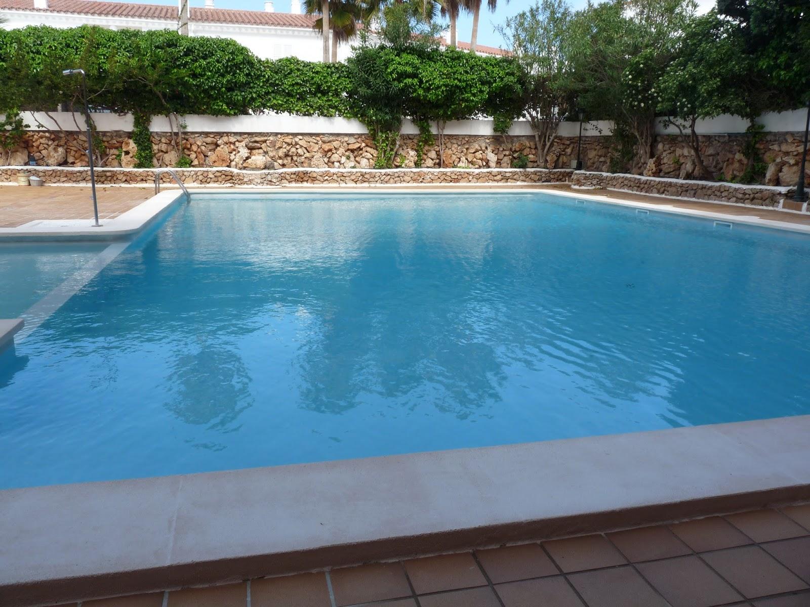Reformas julio camarena revestimiento de piscina con for Piscinas desmontables ocasion