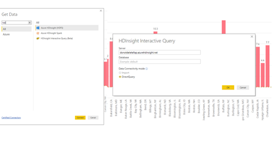 Azure HDInsight Interactive Query: Ten tools to analyze big data faster