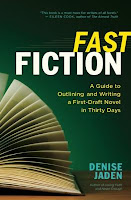 Book cover for Fast Fiction by Denise Jaden