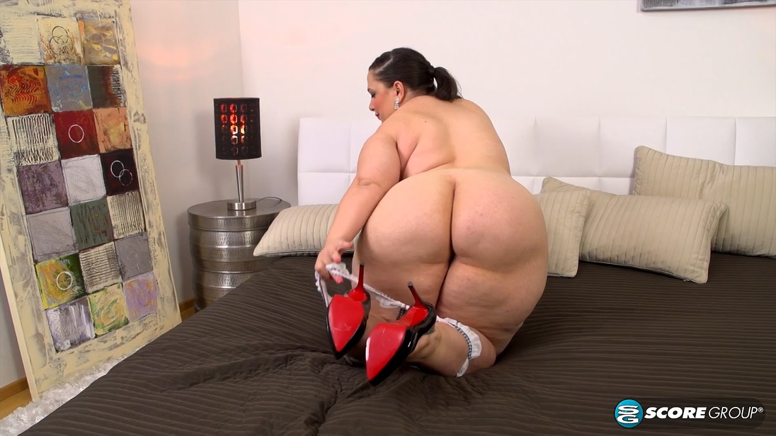 Bbw Xl-Girls For Her Thighs Only  Mia Sweetheart -9418
