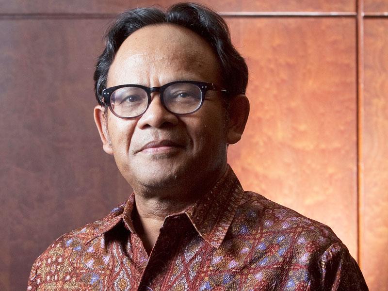 Dituding Sengaja Beri Restu Jabatan Komisaris BSI untuk Rektor UIII Komaruddin Hidayat, Setwapres Tanggapi Begini