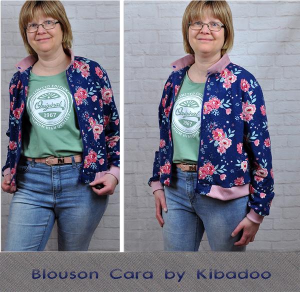 Blouson Cara by Kibadoo