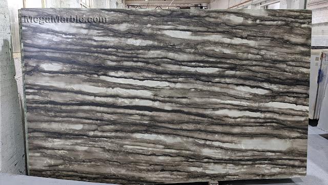 Sequoia Brown Quartzite Leathered Slab 3cm