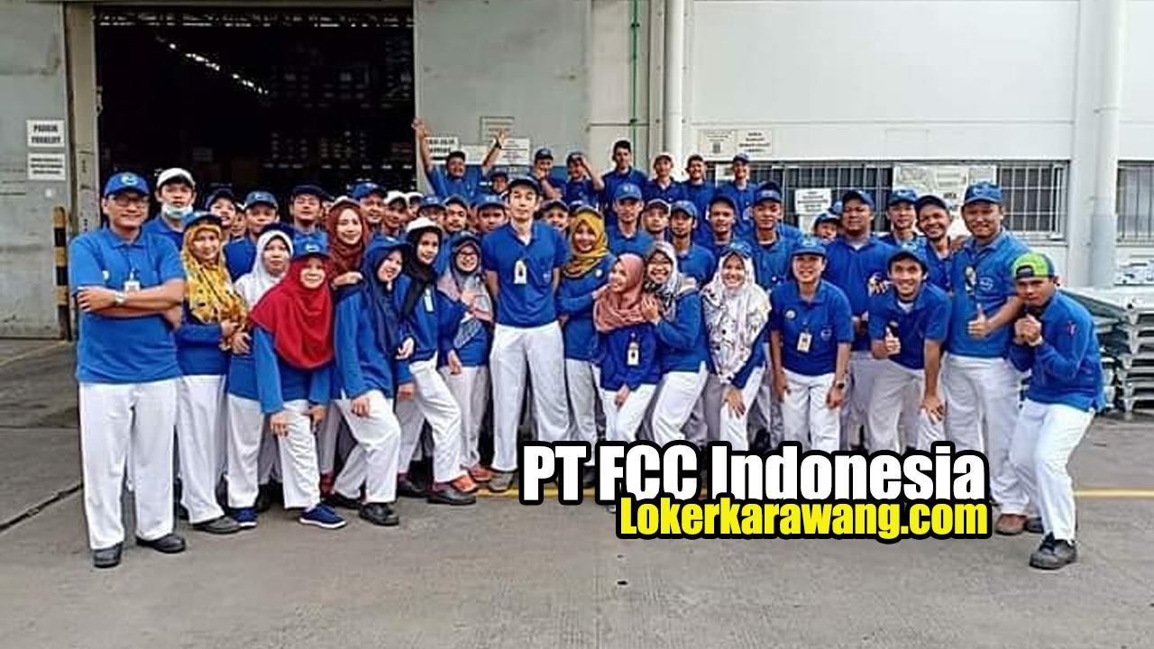PT FCC Indonesia Karawang
