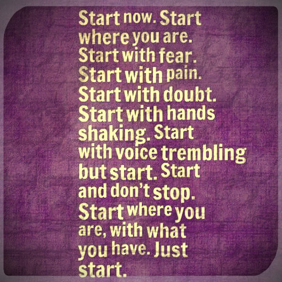 Inspirational Day Quotes: Love Your Life: Start Now