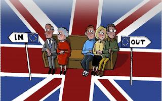 brexit jest faktem, Anglia wychodzi z Unii