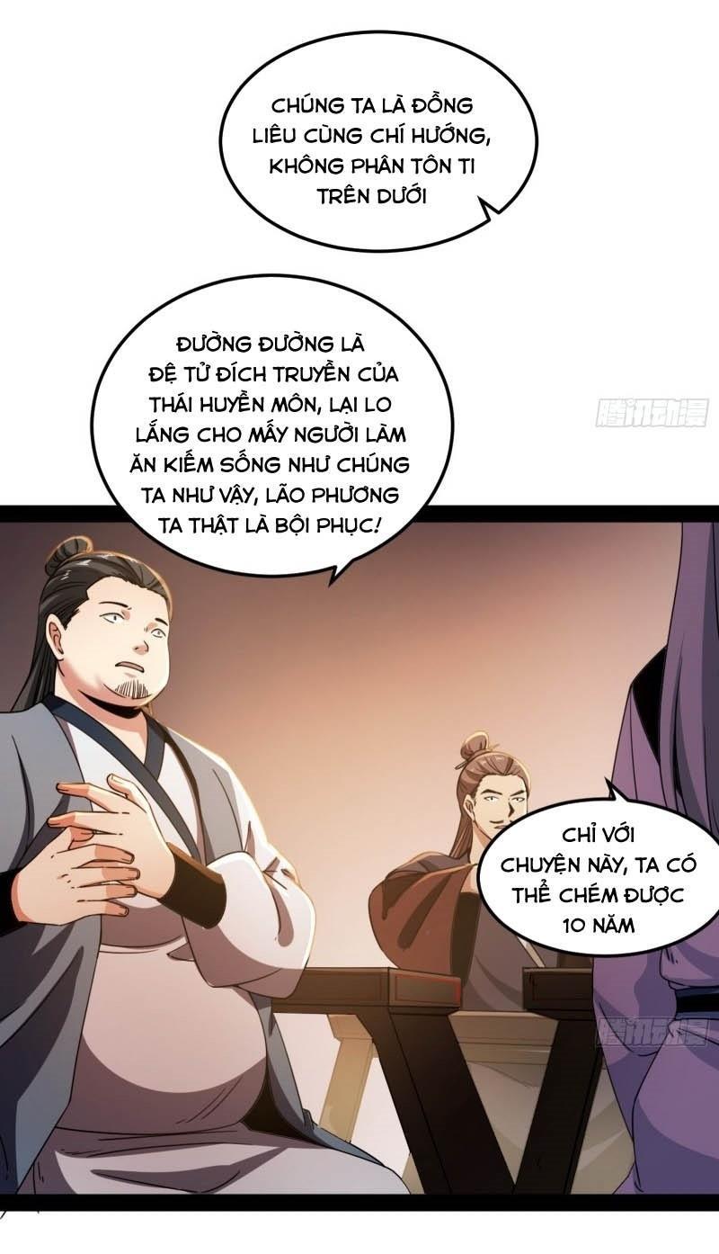 Ta Là Tà Đế chap 73 - Trang 7