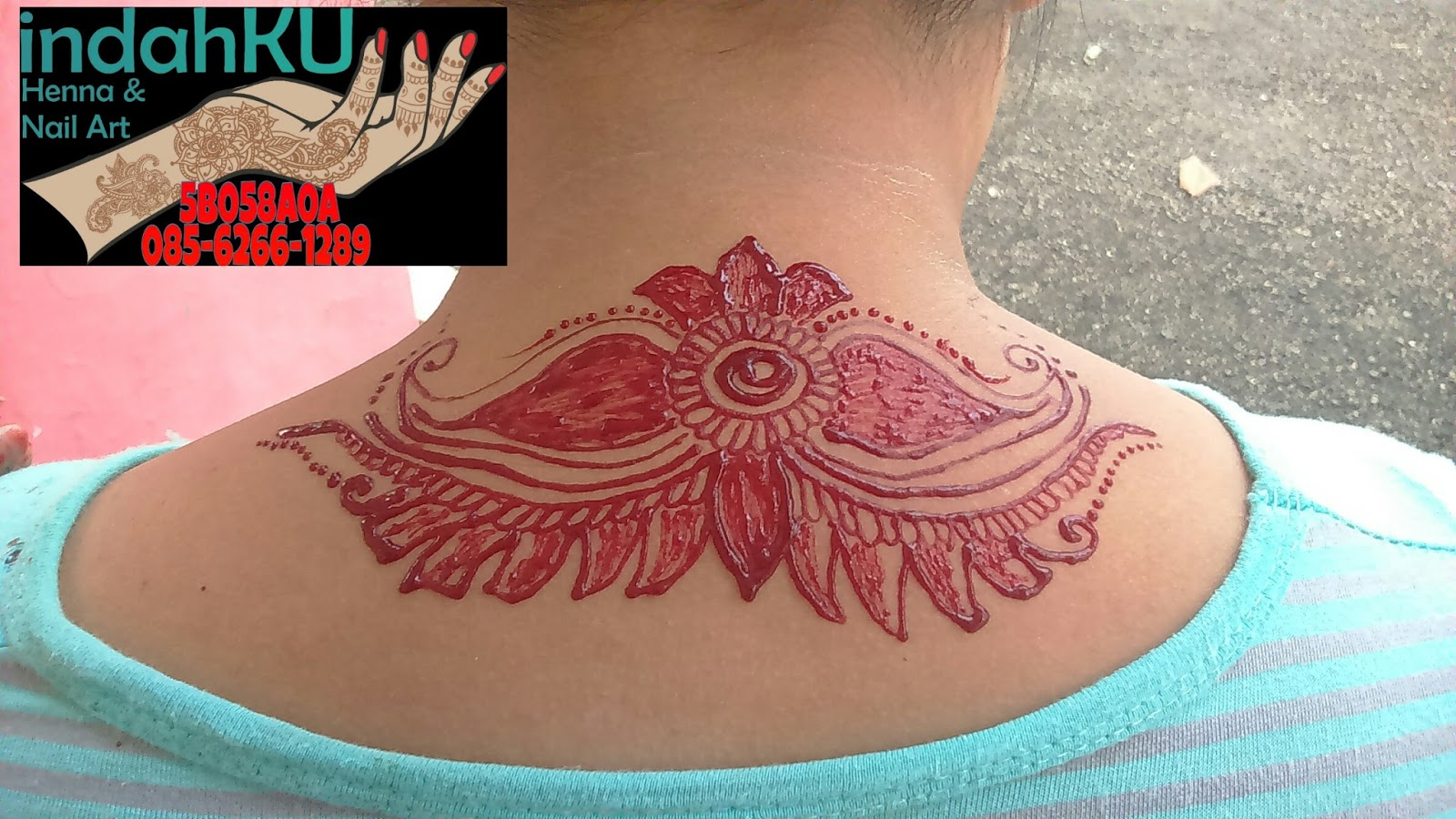 Henna Art Di Karawang