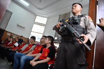 Taiwanese defendants