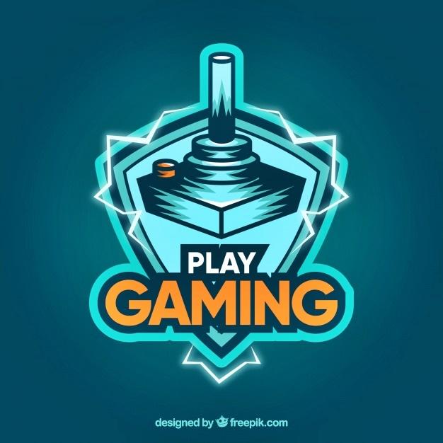 Contoh Play Gaming Logo