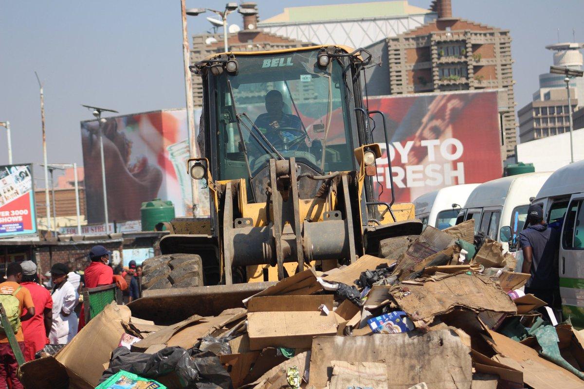 Budiriro House Demolitions: MDC- Alliance Deny Responsibility