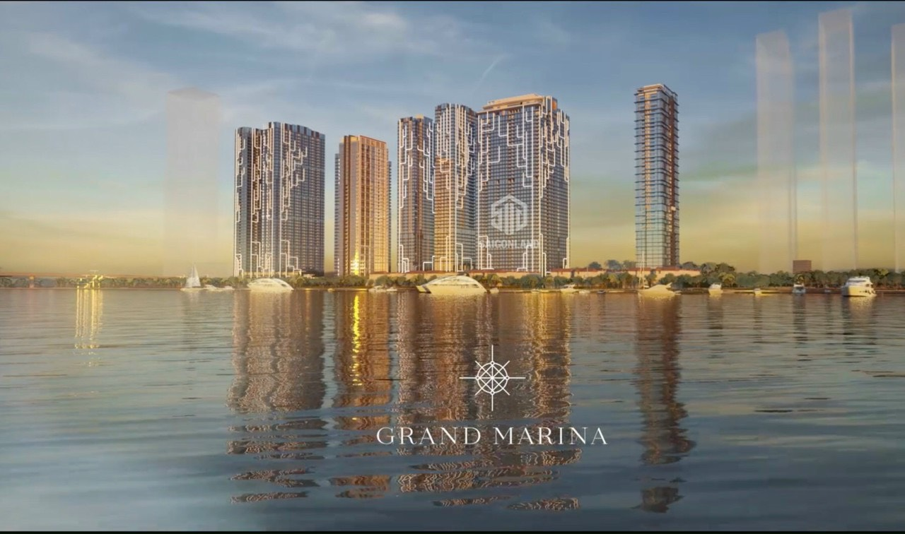 Grand Marina Sai Gon