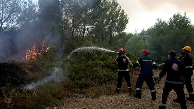 20 πολίτες και 4 πυροσβέστες διακομίσθηκαν σε δομές Υγείας λόγω των πυρκαγιών στην Πελοπόννησο