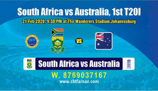 Dream11 prediction today match RSA vs AUS