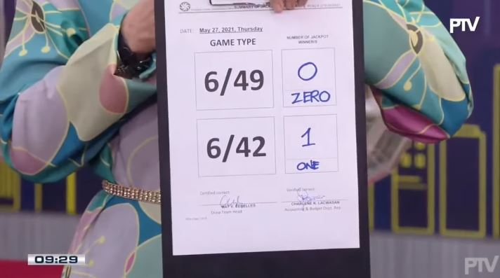 Lone bettor wins over Php 16-M Lotto 6/42 jackpot