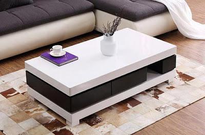 Thiết kế bàn trà hiện đại - xu hướng thiết kế mới được ưa chuộng- 3