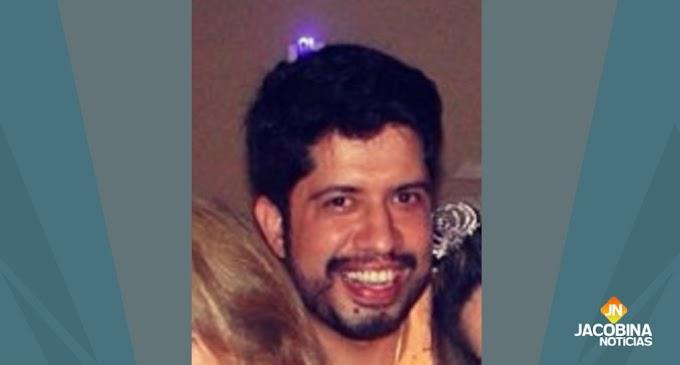 Jacobinense morre em acidente de moto em Salvador