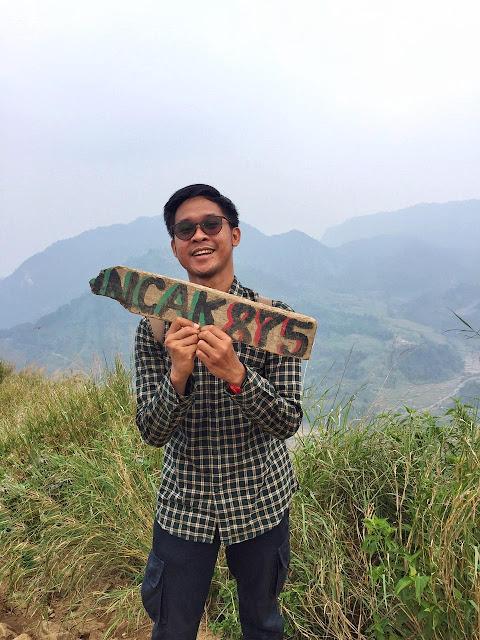 Puncak Gunung Batu Jonggol Kab. Bogor