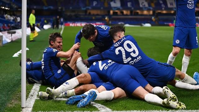 O caminho do Chelsea até a final da Champions League
