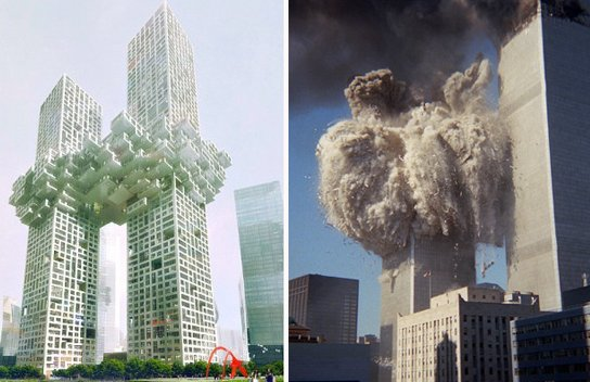 SNIPPITS AND SNAPPITS: 9/11 SIMILARITY PUTS KOREAN TWIN ...