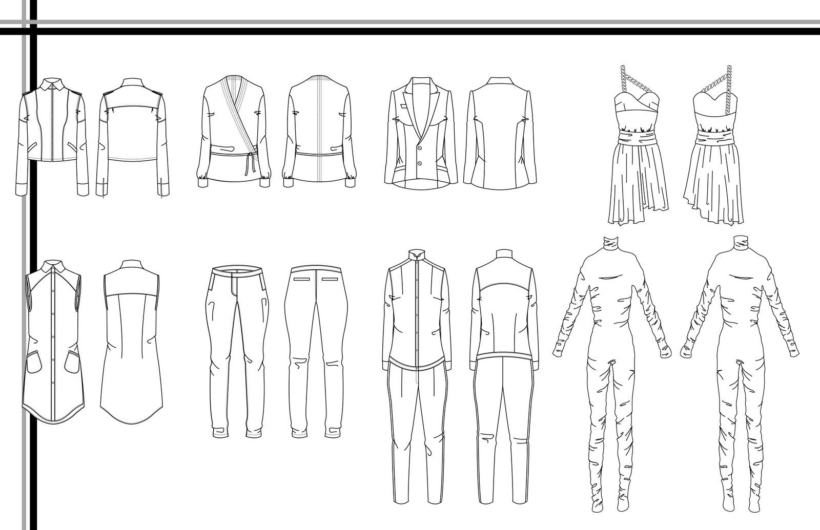 the online fashion portfolio of chris panarelli  women u0026 39 s wear portfolio