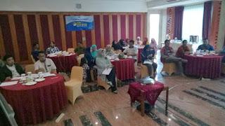"""Bisnis Terbatas dan Dibatasi """" Training dan Seminar para Reseller SUSU HAJI SEHAT & KOPI TAJIR, 22-23 April 2017 Hotel Sahati, Jakarta"""