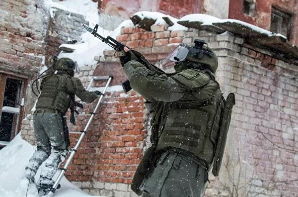 батальйон штурму і розгородження