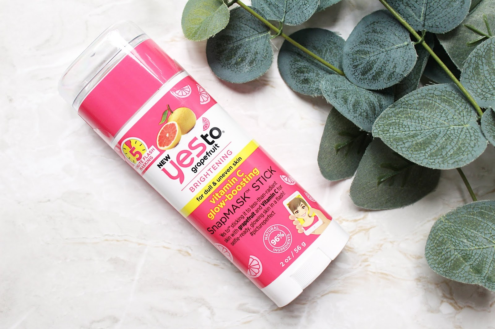 Yes To Grapefruit Brightening SnapMASK Stick