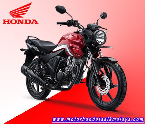 Brosur Kredit Motor Honda CB Verza Tasikmalaya