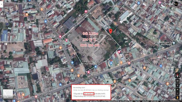 Bán 2,25ha Đất sạch làm Dự án KDC Mặt tiền Nguyễn Tri Phương, P.Linh Xuân, Thủ Đức