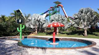 piscina dos campistas - Lagoa Termas Parque