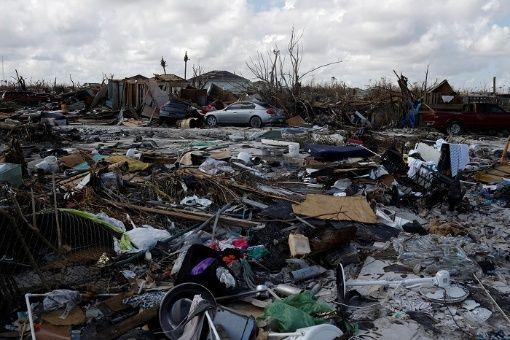 Asciende a 50 cifra de fallecidos por huracán Dorian en Bahamas