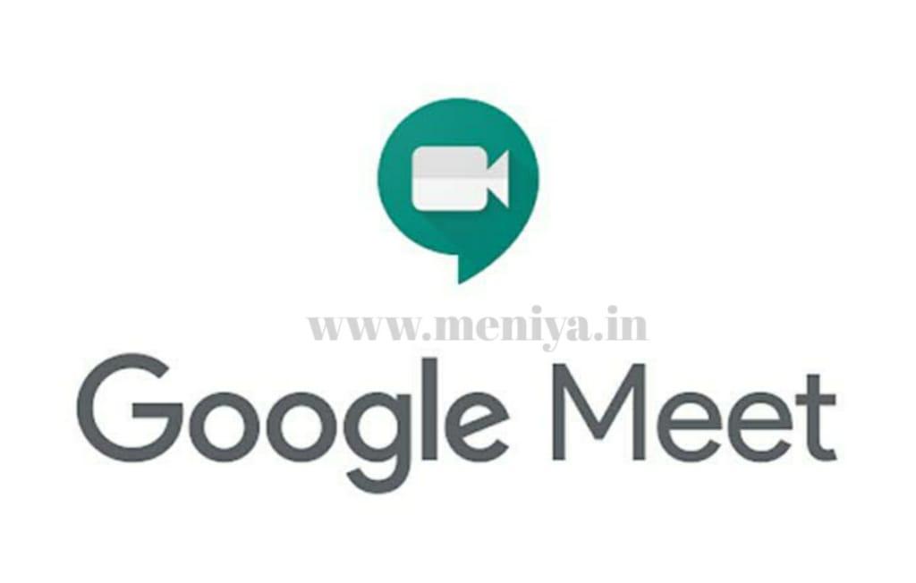 Google meet   Computer - Android- iPhone & iPad