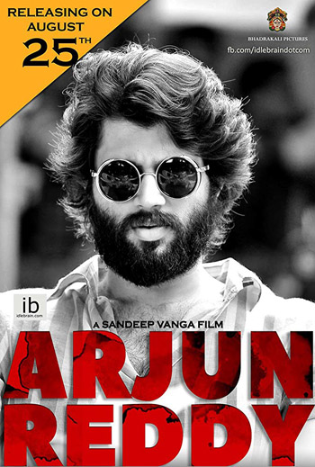 Arjun Reddy 2017 Dual Audio [Tamil + Telugu] HDRip ESubs Full Movie