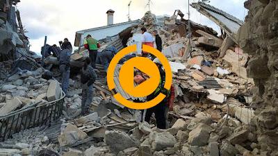 """EN VIVO: """"La mitad del pueblo desapareció"""": Decenas de muertos tras el terremoto de 6,2 en Italia"""