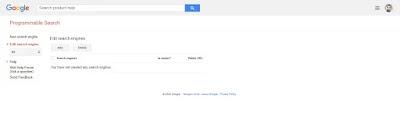 كيفية إنشاء محرك البحث المخصص من غوغل مخصص لموقعك